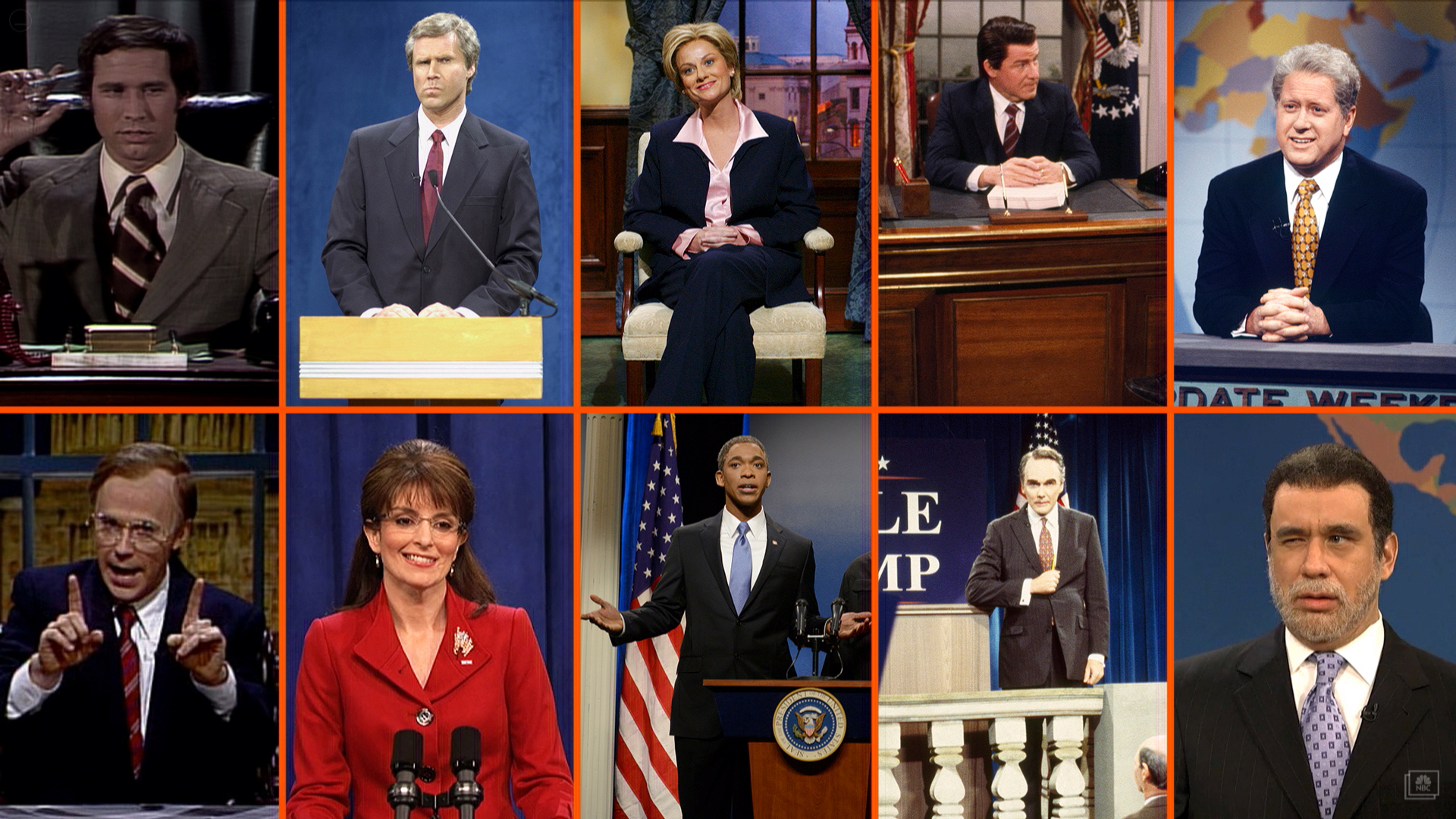 SNL Nerds – Episode 111 – Favorite Political Sketches