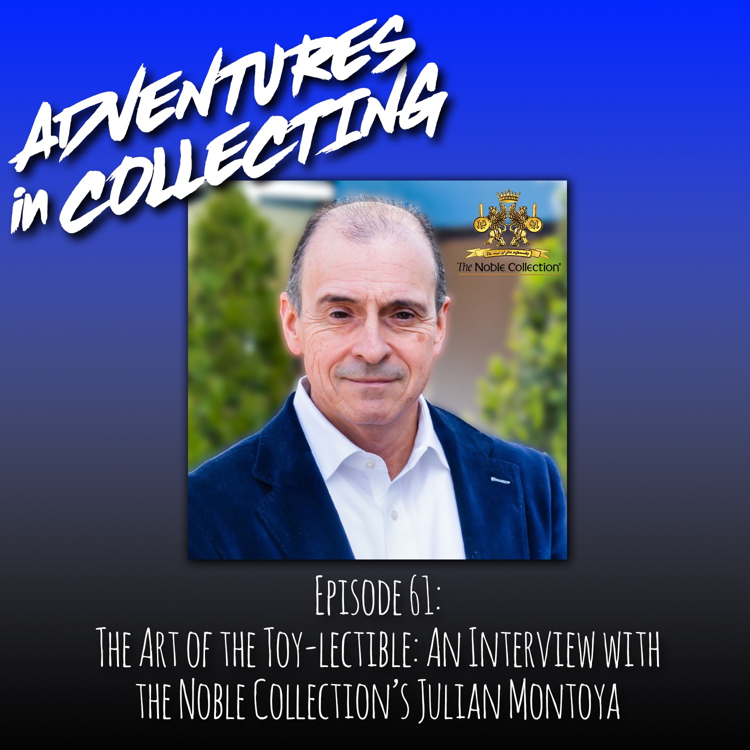 The Art of the Toy-Lectible: An Interview with the Noble Collection's Julian Montya – Adventures in Collecting