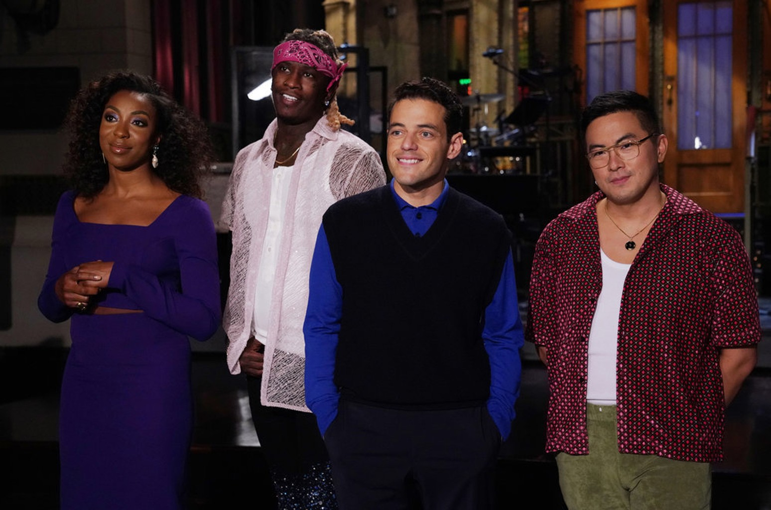 SNL Nerds – Episode 157 – Rami Malek and Young Thug