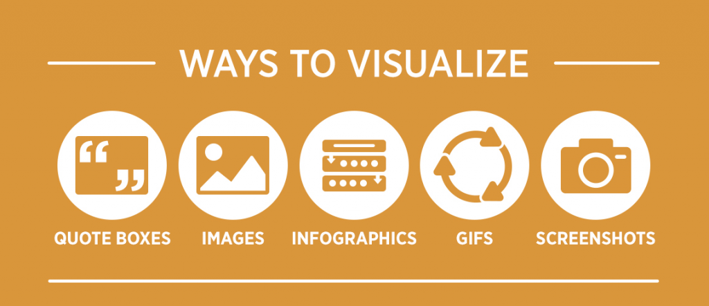5ways to visualize
