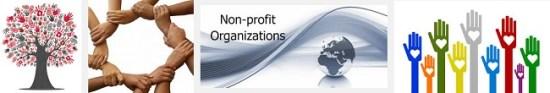 Charities list