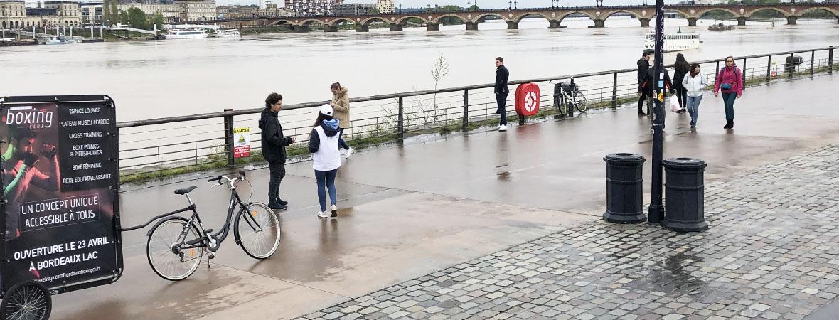 bike coup de poing a bordeaux bike