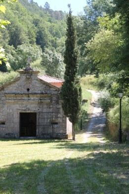 Capela da Costria