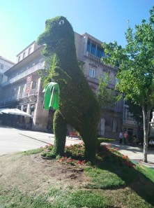 Dinoseto, Vigo