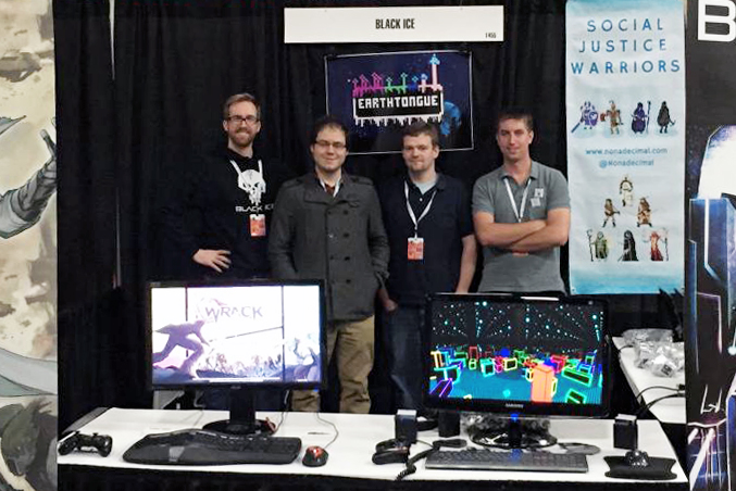 Nonadecimal at PAX South 2015
