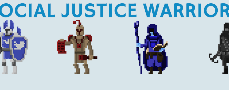 Social Justice Warriors Sales to Benefit Charity