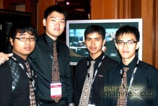 Big Bang Team - Winner of Imagine Cup