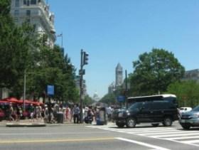 Lalu lintas DC yang tertib