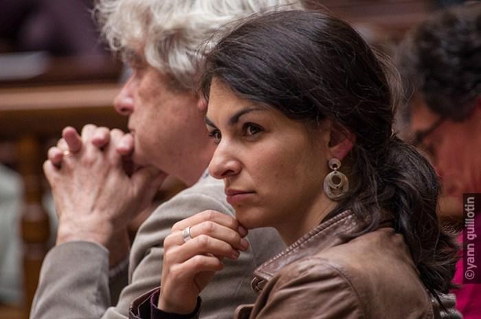 Aurélie Trouvé, membre du Conseil Scientifique d'Attac