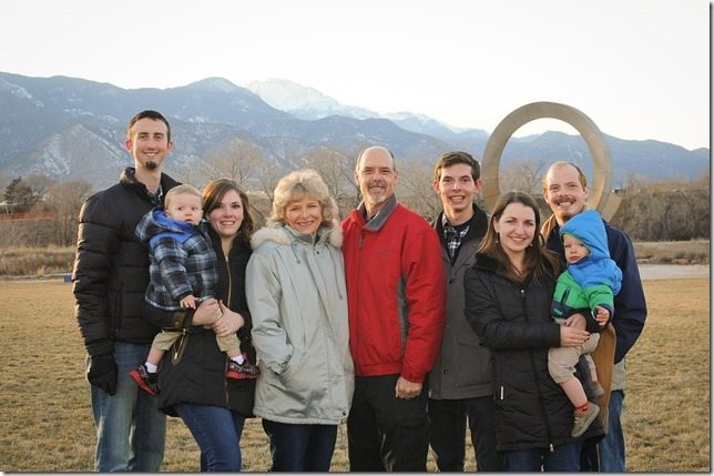 The Keagy Family