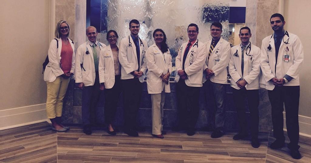 Nonahood News UCF Medical Students