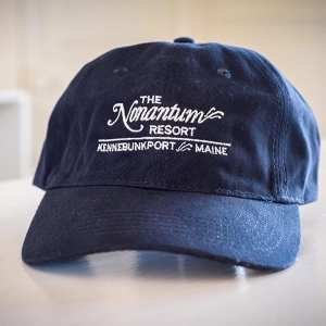 Kennebunkport resort baseball cap
