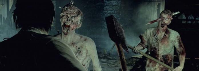 THE EVIL WITHIN - Giochi di zombie