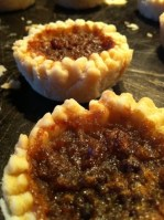 Butter Tarts - Solo Experiment #2