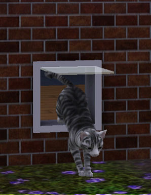 hanging chair the sims 4 wedding covers hire northampton cc modern home interior ideas kittyway animated cat door unique first from simlogical deck