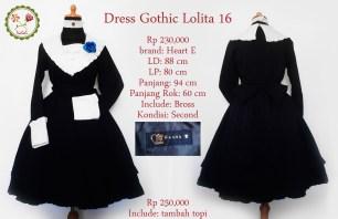 Dress 16 Gothic Lolita