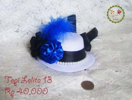 Topi Lolita 13