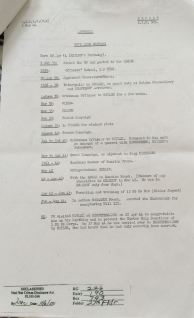 Detail interogasi mengenai sekilas riwayat Max dan pembuktian bahwa Max tidak terlibat pembantaian Karkhov