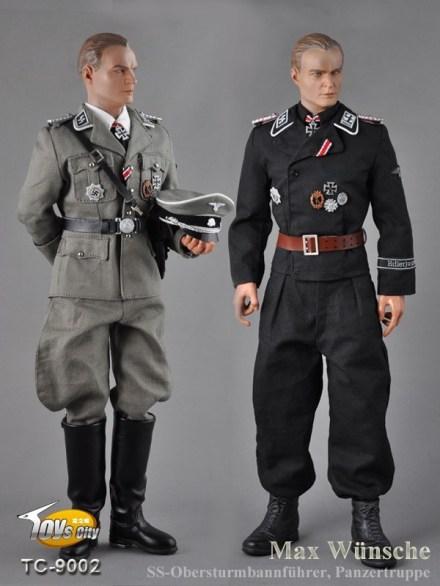 Figurin Max Wunsche