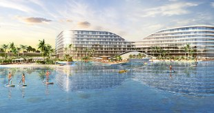 Tavistock announces new performance resort planned for Lake Nona, featuring a Crystal Lagoon