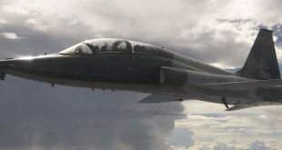 USAF T-38 Crashes in Texas: One Fatality Reported
