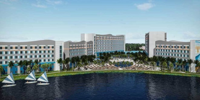 Universal to build 2 affordable hotels