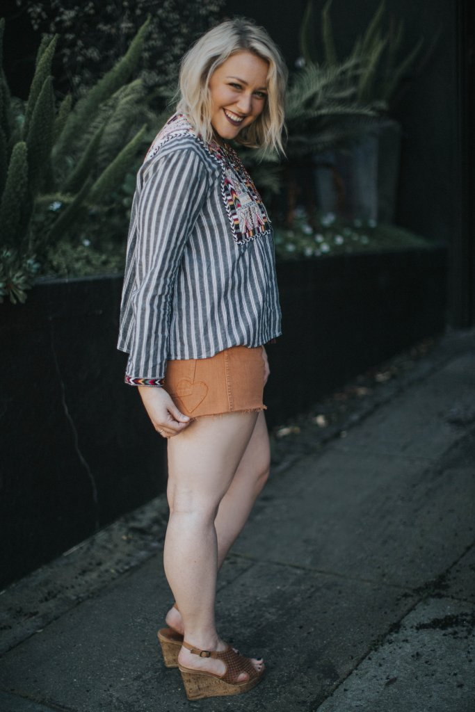 madewell x where i was from shorts