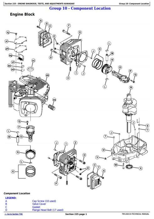 John deere ztrak z910a manual printable
