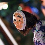 大阪の屋台で食べる「東京コロッケ」