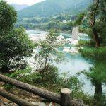 美濃田の淵キャンプ村にいってきました。