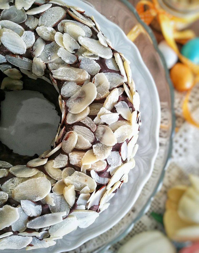 Ciambella Mandorle e Carote - Non Chiamatela Dieta