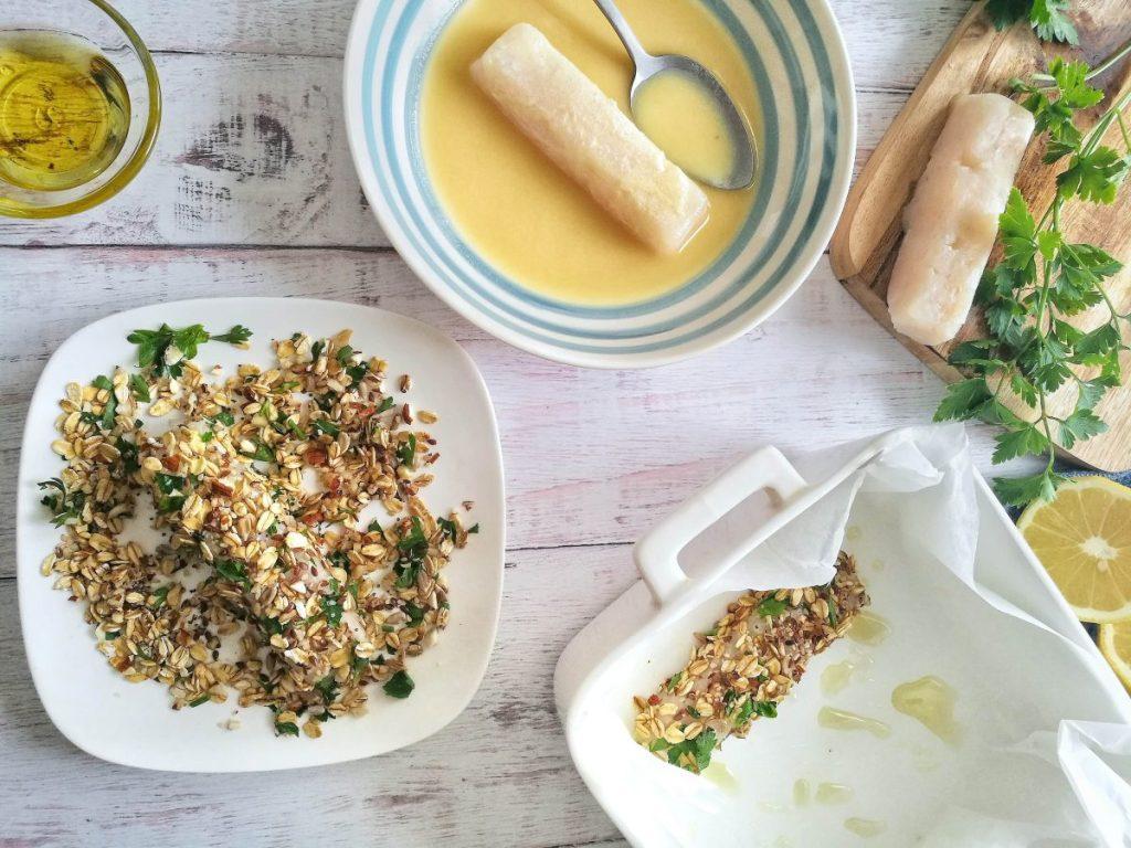 Merluzzo croccante: lo street food diventa healthy - Non Chiamatela Dieta
