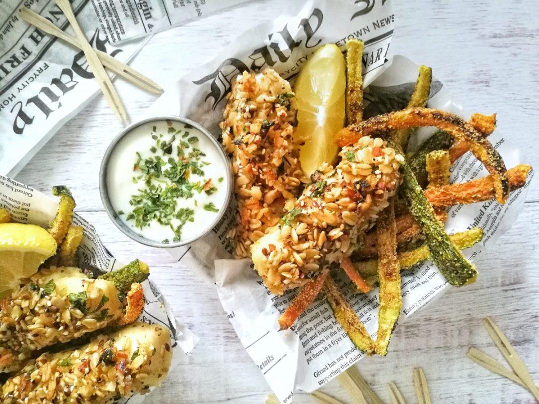 Street Food: Merluzzo croccante - Non Chiamatela Dieta
