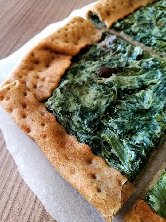 Torta salata di Farro - Non Chiamatela Dieta