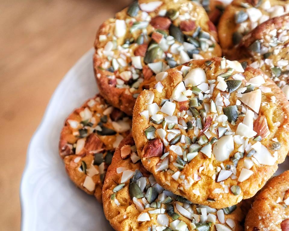 Biscotti gluten free alla Zucca - Non Chiamatela Dieta