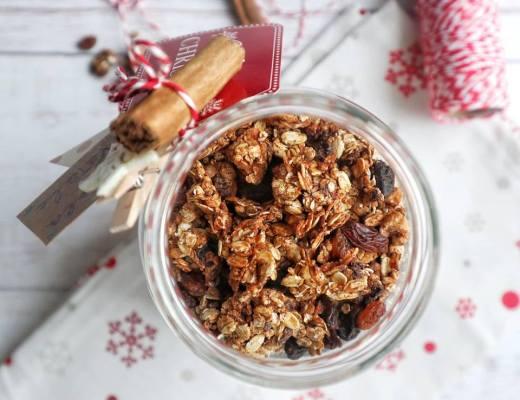 Granola di Natale: Ingredienti - Non Chiamatela Dieta