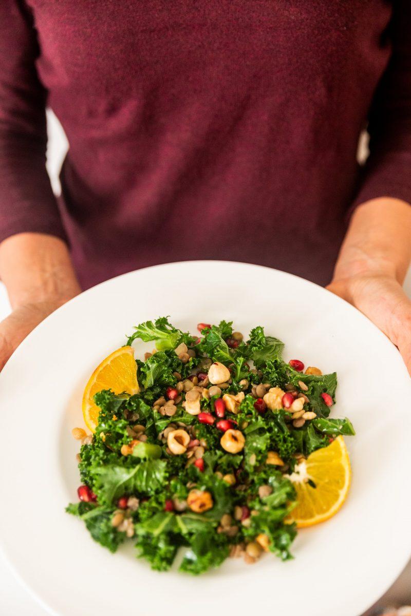 Insalata Agrumata invernale - Non Chiamatela Dieta