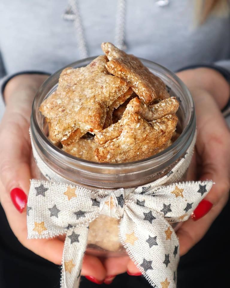 Biscotti Datteri ed Uvetta: Preparazione - Non Chiamatela Dieta