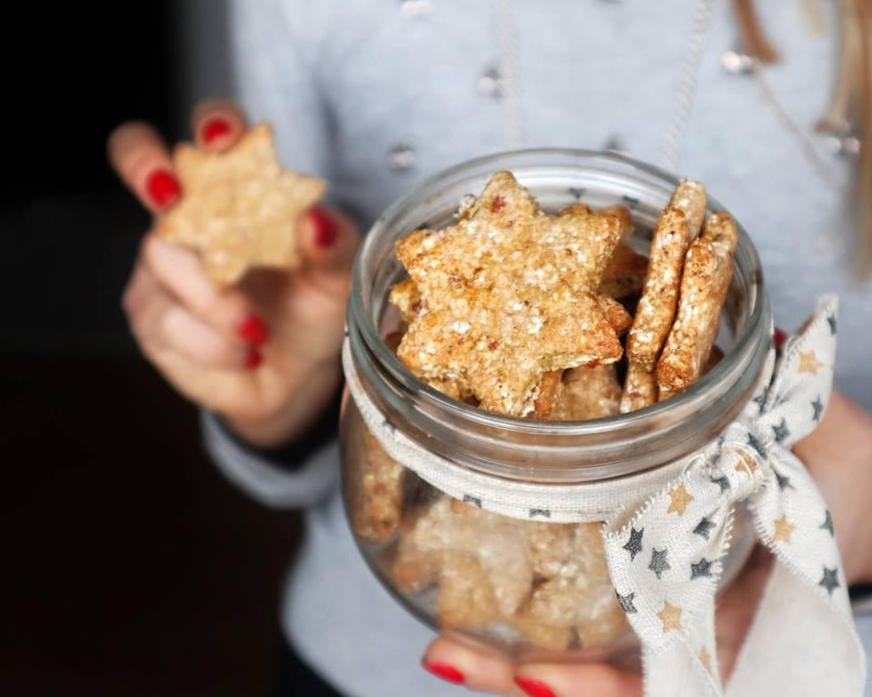 Ricette Dolci: Biscotti Datteri ed Uvetta - Non Chiamatela Dieta