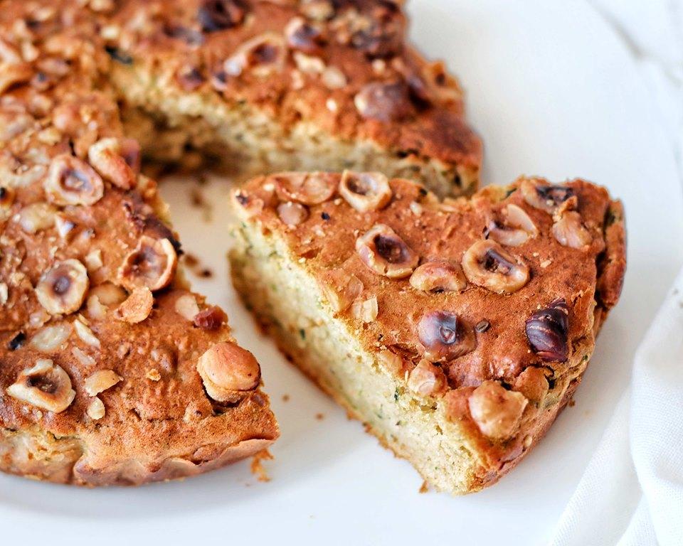 Ricette dolci: Torta Zucchine e Nocciole - Non Chiamatela Dieta