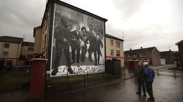 The Bloody Sunday Inquiry chaired by Lord Saville was established in 1998 to look at the shooting dead of 14 civil rights marchers by the British Army