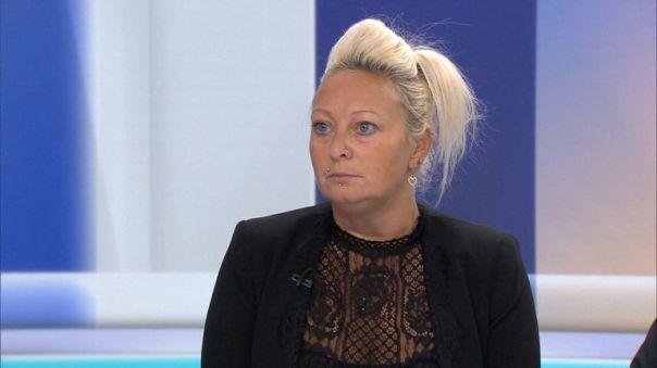 The mother of Harry Dunn has told Sky News of the pain and suffering her family is going through.