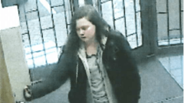 Ms Croucher was last seen just after 8.15am on Friday 15 February. Pic; Thames Valley Police