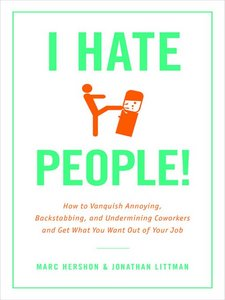 I Hate People Book