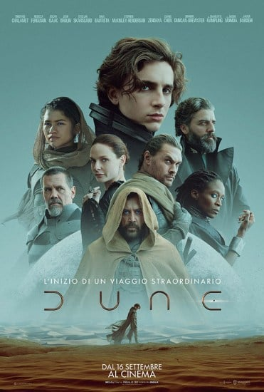 Recensione film Dune, #Dune: il ritorno del grande cinema in sala