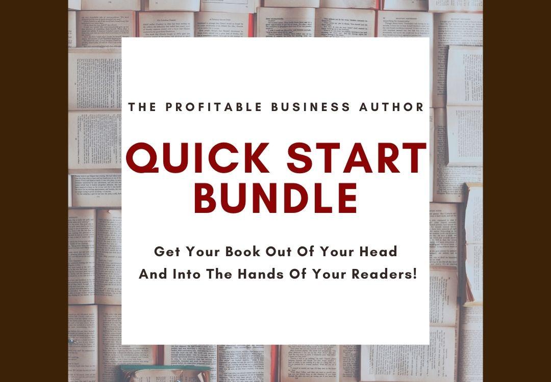 The Profitable Business Author Quick Start Bundle
