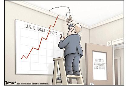 budgetunderskott