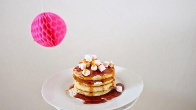 Paleo and gluten free pancakes recipe by noni may inner martha steward