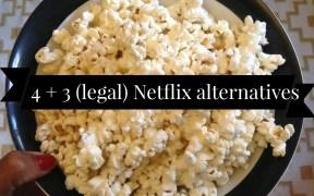7 legal netflix alternatives
