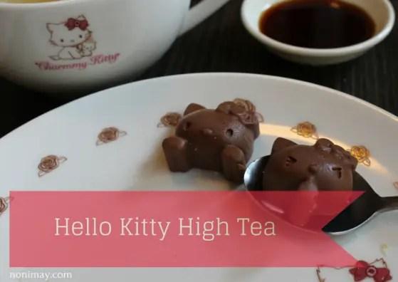 Hello Kitty High Tea